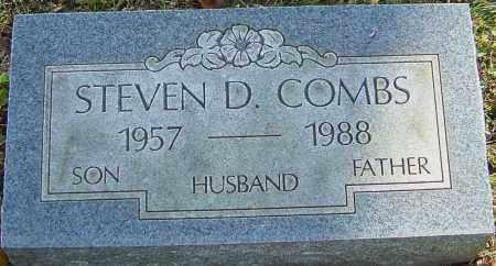 COMBS, STEVEN - Franklin County, Ohio | STEVEN COMBS - Ohio Gravestone Photos