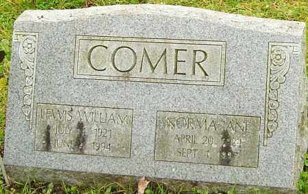 COMER, NORMA - Franklin County, Ohio | NORMA COMER - Ohio Gravestone Photos