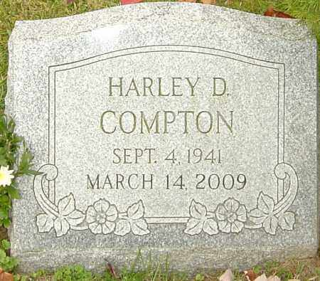 COMPTON, HARLEY - Franklin County, Ohio | HARLEY COMPTON - Ohio Gravestone Photos