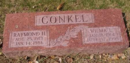 CONKEL, RAYMOND H. - Franklin County, Ohio | RAYMOND H. CONKEL - Ohio Gravestone Photos
