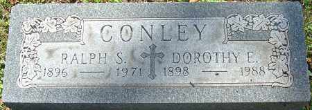 CONLEY, RALPH STEEN - Franklin County, Ohio | RALPH STEEN CONLEY - Ohio Gravestone Photos