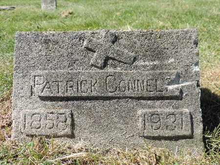 CONNEL, PATRICK - Franklin County, Ohio | PATRICK CONNEL - Ohio Gravestone Photos