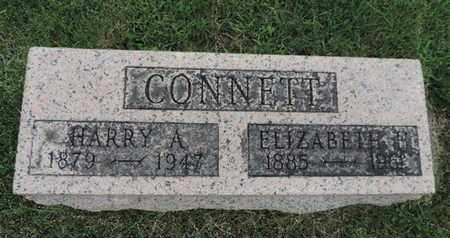 CONNETT, HARRY A. - Franklin County, Ohio | HARRY A. CONNETT - Ohio Gravestone Photos
