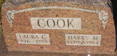 COOK, HARRY M - Franklin County, Ohio | HARRY M COOK - Ohio Gravestone Photos