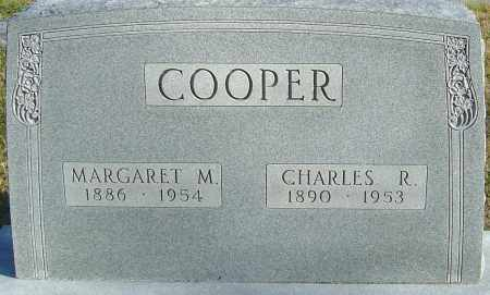 COOPER, MARGARET M - Franklin County, Ohio | MARGARET M COOPER - Ohio Gravestone Photos
