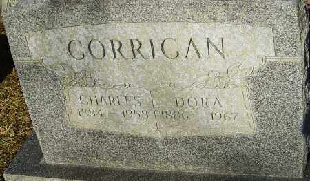 CORRIGAN FAUST, DORA - Franklin County, Ohio | DORA CORRIGAN FAUST - Ohio Gravestone Photos