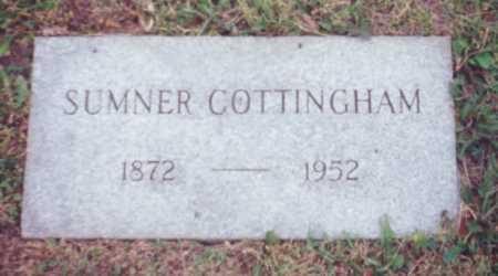 COTTINGHAM, SUMNER - Franklin County, Ohio | SUMNER COTTINGHAM - Ohio Gravestone Photos