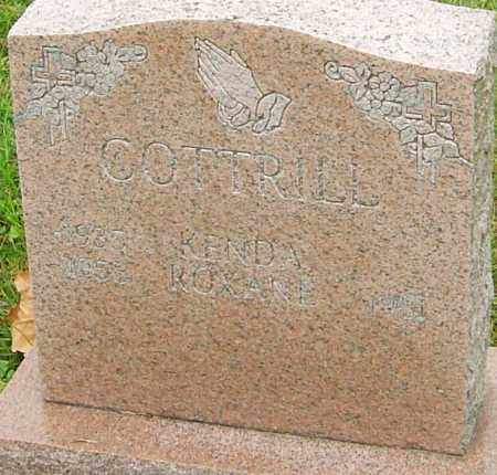 COTTRILL, ROXANE - Franklin County, Ohio | ROXANE COTTRILL - Ohio Gravestone Photos