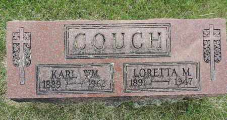 COUCH, LORETTA M. - Franklin County, Ohio | LORETTA M. COUCH - Ohio Gravestone Photos