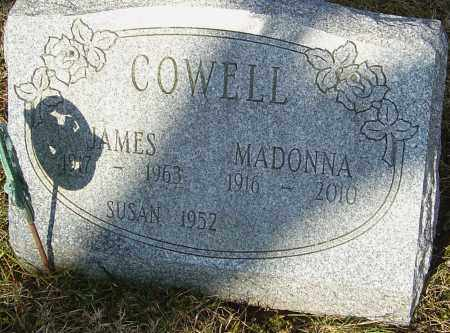 COWELL, JAMES - Franklin County, Ohio | JAMES COWELL - Ohio Gravestone Photos