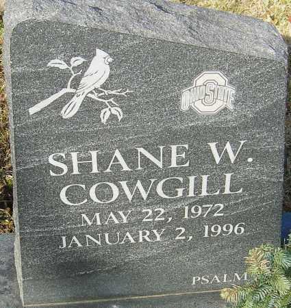 COWGILL, SHANE W - Franklin County, Ohio | SHANE W COWGILL - Ohio Gravestone Photos