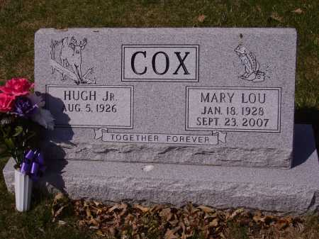 COX, MARY LOU - Franklin County, Ohio | MARY LOU COX - Ohio Gravestone Photos
