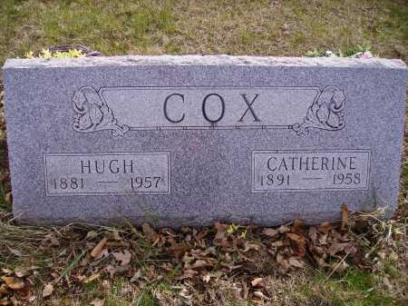 COX, CATHERINE - Franklin County, Ohio | CATHERINE COX - Ohio Gravestone Photos