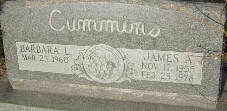 CUMMINS, JAMES A - Franklin County, Ohio | JAMES A CUMMINS - Ohio Gravestone Photos