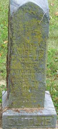HOCKENBERRY CUTLIP, MARY V. - Franklin County, Ohio   MARY V. HOCKENBERRY CUTLIP - Ohio Gravestone Photos