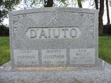 DAIUTO, PHILLIP - Franklin County, Ohio | PHILLIP DAIUTO - Ohio Gravestone Photos