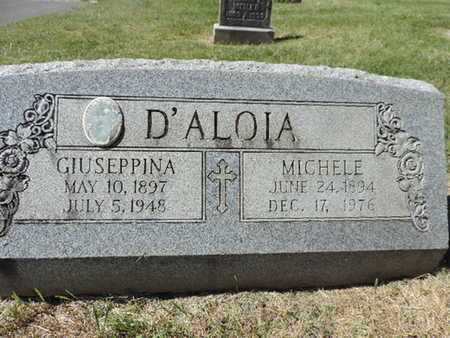 D'ALOIA, GIUSEPPINA - Franklin County, Ohio | GIUSEPPINA D'ALOIA - Ohio Gravestone Photos