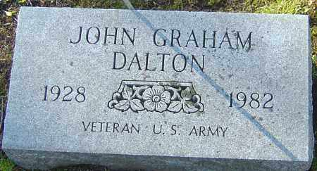 DALTON, JOHN GRAHAM - Franklin County, Ohio | JOHN GRAHAM DALTON - Ohio Gravestone Photos