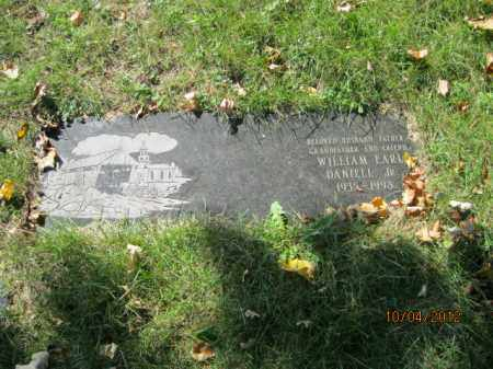 DANIEL, WILIAM EARL JR - Franklin County, Ohio | WILIAM EARL JR DANIEL - Ohio Gravestone Photos