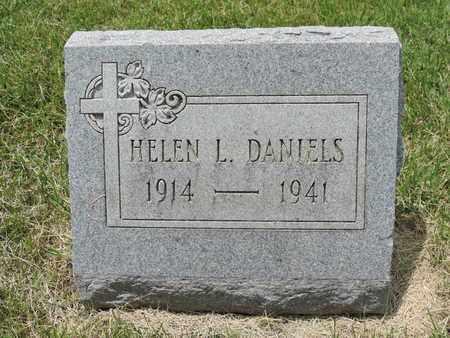DANIELS, HELEN L. - Franklin County, Ohio | HELEN L. DANIELS - Ohio Gravestone Photos
