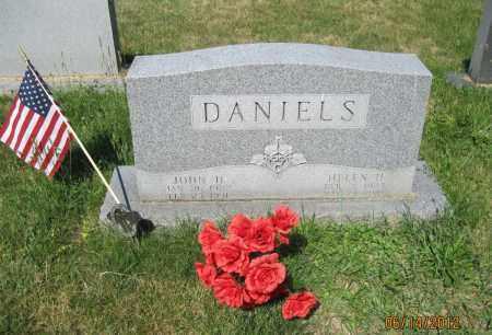 DANIELS, JOHN DAYTON - Franklin County, Ohio | JOHN DAYTON DANIELS - Ohio Gravestone Photos