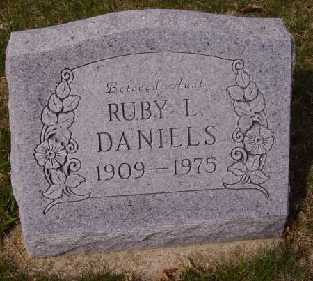 DANIELS, RUBY L. - Franklin County, Ohio | RUBY L. DANIELS - Ohio Gravestone Photos