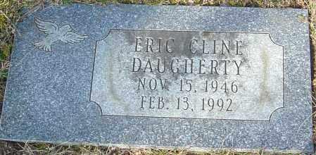 DAUGHERTY, ERIC CLINE - Franklin County, Ohio | ERIC CLINE DAUGHERTY - Ohio Gravestone Photos