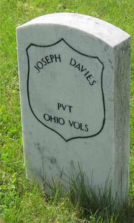 DAVIES, JOSEPH - Franklin County, Ohio | JOSEPH DAVIES - Ohio Gravestone Photos
