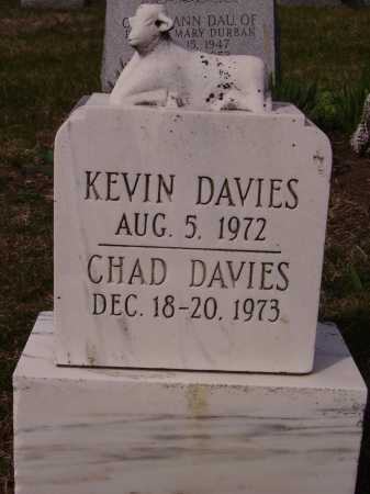 DAVIES, CHAD - Franklin County, Ohio | CHAD DAVIES - Ohio Gravestone Photos