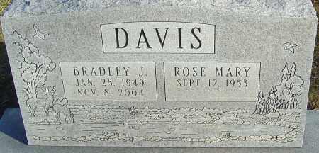 DAVIS, BRADLEY J - Franklin County, Ohio | BRADLEY J DAVIS - Ohio Gravestone Photos