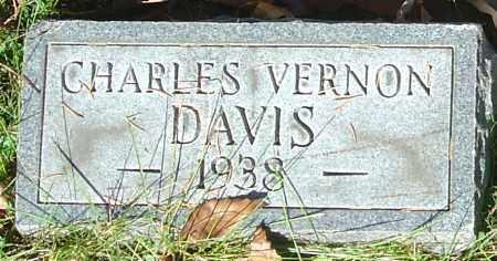 DAVIS, CHARLES VERNON - Franklin County, Ohio | CHARLES VERNON DAVIS - Ohio Gravestone Photos