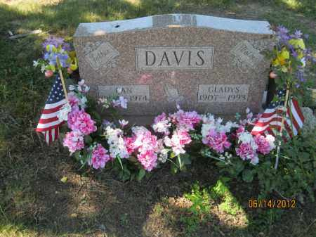 DAVIS, GLADYS - Franklin County, Ohio | GLADYS DAVIS - Ohio Gravestone Photos