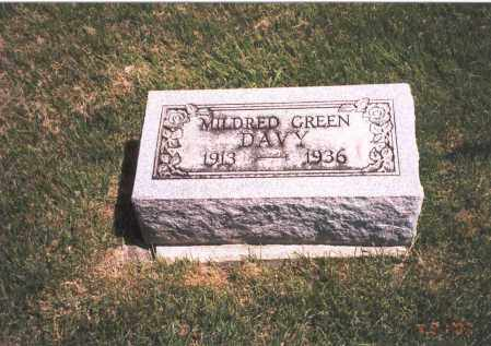 GREEN DAVY, MILDRED - Franklin County, Ohio | MILDRED GREEN DAVY - Ohio Gravestone Photos