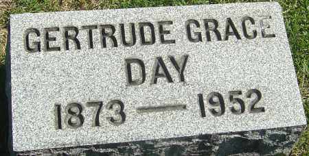 KENNEDY DAY, GERTRUDE GRACE - Franklin County, Ohio | GERTRUDE GRACE KENNEDY DAY - Ohio Gravestone Photos