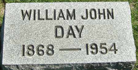 DAY, WILLIAM JOHN - Franklin County, Ohio | WILLIAM JOHN DAY - Ohio Gravestone Photos