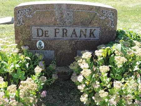 DEFRANK, MARIA - Franklin County, Ohio | MARIA DEFRANK - Ohio Gravestone Photos