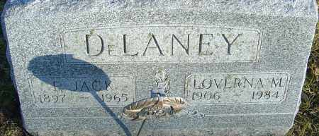 DELANEY, LOVERNA M - Franklin County, Ohio | LOVERNA M DELANEY - Ohio Gravestone Photos