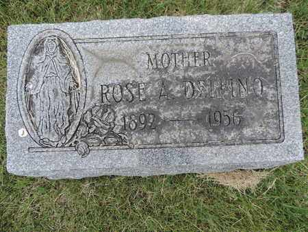 DELFINO, ROSE A. - Franklin County, Ohio | ROSE A. DELFINO - Ohio Gravestone Photos