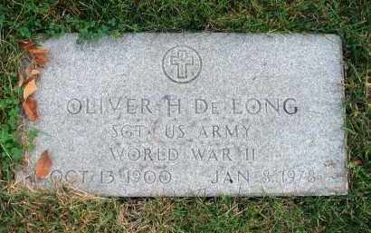 DELONG, OLIVER H. - Franklin County, Ohio | OLIVER H. DELONG - Ohio Gravestone Photos