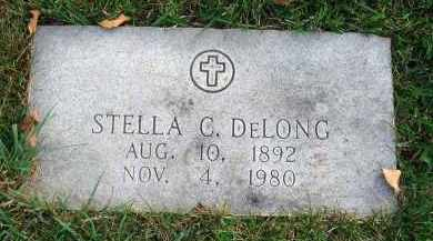 DELONG, STELLA C. - Franklin County, Ohio | STELLA C. DELONG - Ohio Gravestone Photos