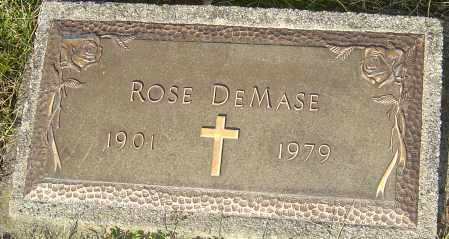 DEMASE, ROSE - Franklin County, Ohio | ROSE DEMASE - Ohio Gravestone Photos
