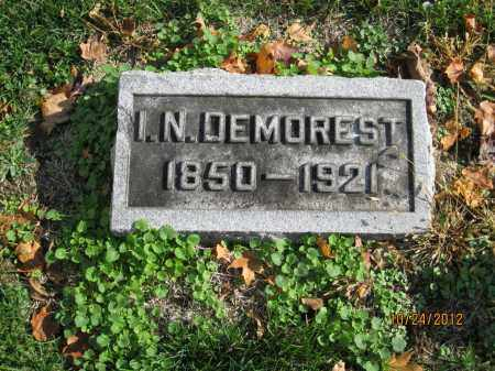 DEMOREST, ISAAC N - Franklin County, Ohio | ISAAC N DEMOREST - Ohio Gravestone Photos
