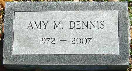 DENNIS, AMY M - Franklin County, Ohio | AMY M DENNIS - Ohio Gravestone Photos