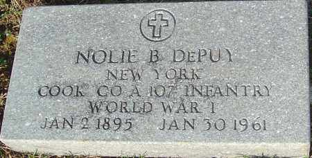 DEPUY, NOLIE B - Franklin County, Ohio | NOLIE B DEPUY - Ohio Gravestone Photos
