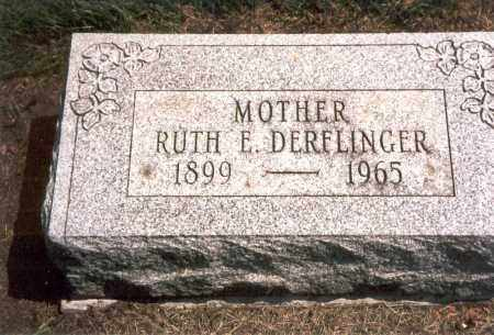 SEYMOUR DERFLINGER, RUTH E. - Franklin County, Ohio | RUTH E. SEYMOUR DERFLINGER - Ohio Gravestone Photos