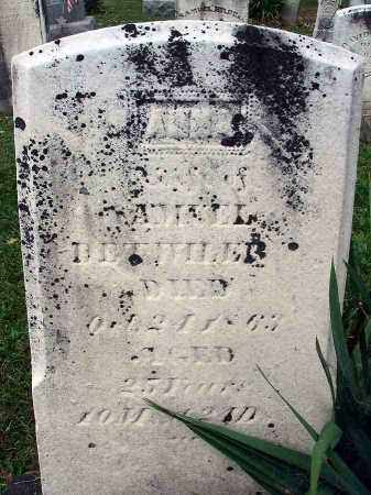 DETWILER, ANNA - Franklin County, Ohio | ANNA DETWILER - Ohio Gravestone Photos