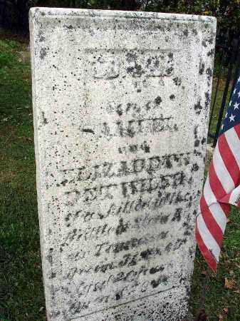 DETWILER, ISAAC - Franklin County, Ohio | ISAAC DETWILER - Ohio Gravestone Photos