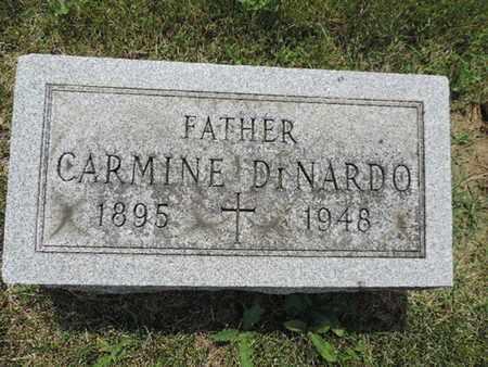 DINARDO, CARMINE - Franklin County, Ohio | CARMINE DINARDO - Ohio Gravestone Photos