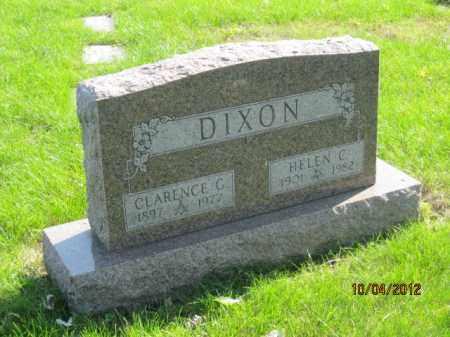 DIXON, HELEN C - Franklin County, Ohio | HELEN C DIXON - Ohio Gravestone Photos
