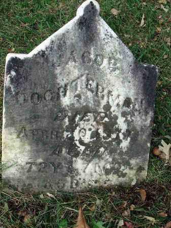 DOCHTERMAN, JACOB - Franklin County, Ohio | JACOB DOCHTERMAN - Ohio Gravestone Photos